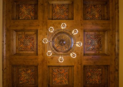 Smith Foyer Ceiling