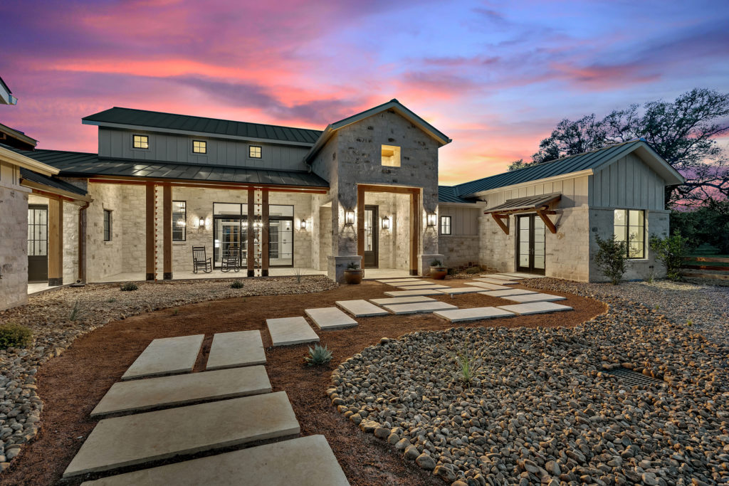 White Construction-Sonora Custom Home